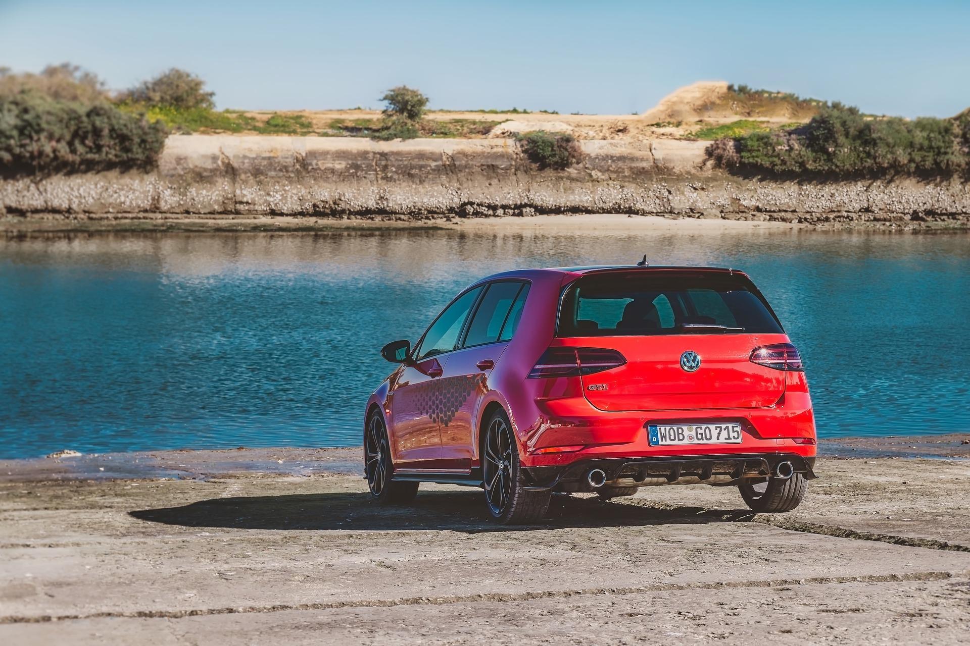 Volkswagen golf velgen